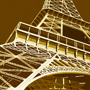 Tour Eiffel Brown